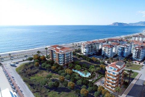 Продажа квартиры в Кестеле, Анталья, Турция 1+1, 50м2, №4296 – фото 10