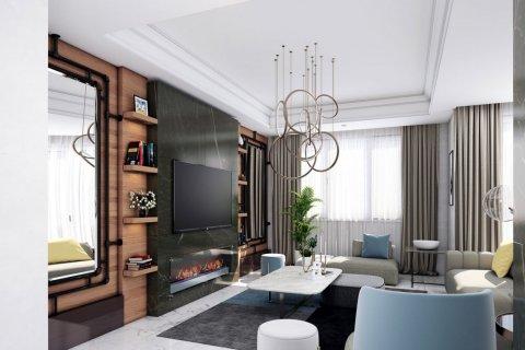 Продажа квартиры в Кестеле, Анталья, Турция 1+1, 50м2, №4296 – фото 15