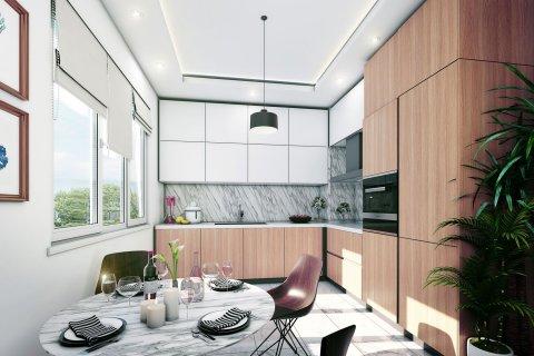 Продажа квартиры в Кестеле, Анталья, Турция 1+1, 50м2, №4296 – фото 14