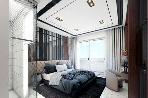 Продажа квартиры в Кестеле, Анталья, Турция 1+1, 50м2, №4296 – фото 2
