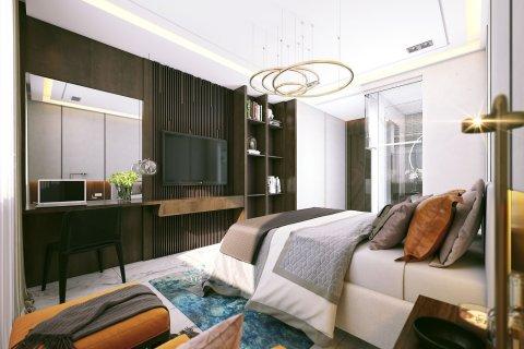 Продажа квартиры в Кестеле, Анталья, Турция 1+1, 50м2, №4296 – фото 18