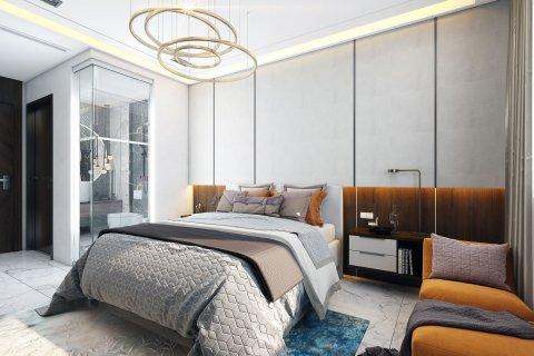 Продажа квартиры в Кестеле, Анталья, Турция 1+1, 50м2, №4296 – фото 21