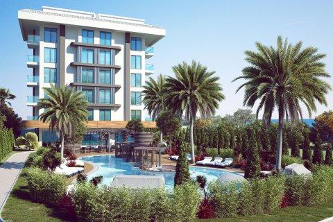 Продажа квартиры в Кестеле, Анталья, Турция 1+1, 50м2, №4296 – фото 26