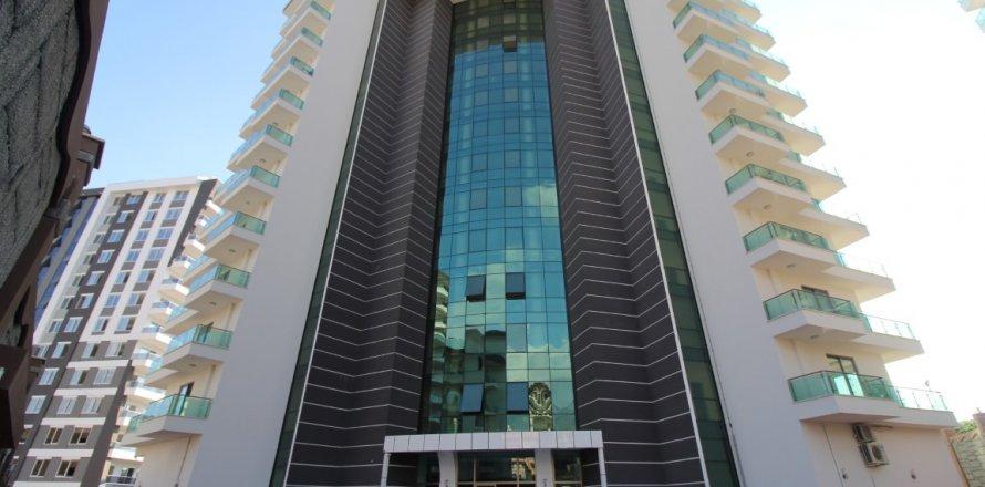 Квартира 1+1 в Махмутларе, Анталья, Турция №4368