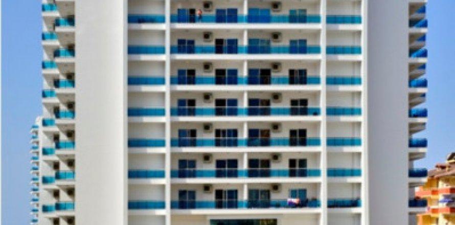 Пентхаус 3+1 в Аланье, Анталья, Турция №4097