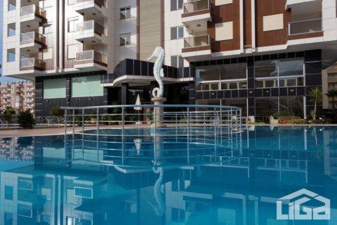 Квартира 2-х ком. в Махмутларе, Турция №4108 - 4