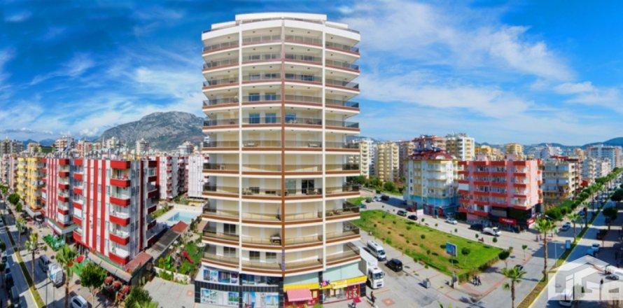 Квартира 2-х ком. в Махмутларе, Анталья, Турция №4108
