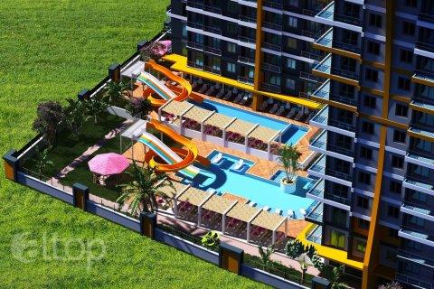 Продажа квартиры в Махмутларе, Анталья, Турция 2 комн., 70м2, №4364 – фото 10