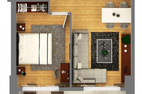 Продажа квартиры в Муратпаше, Анталья, Турция 2+1, 110м2, №4520 – фото 31