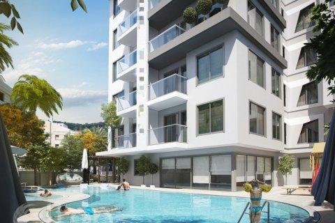 Продажа квартиры в Аланье, Анталья, Турция студия, 55м2, №4177 – фото 13