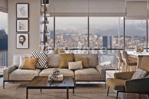 Квартира 1+1 в Стамбуле, Турция №4208 - 7