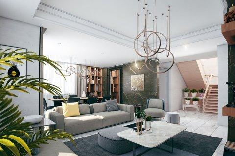 Продажа квартиры в Кестеле, Анталья, Турция студия, 45м2, №4140 – фото 13