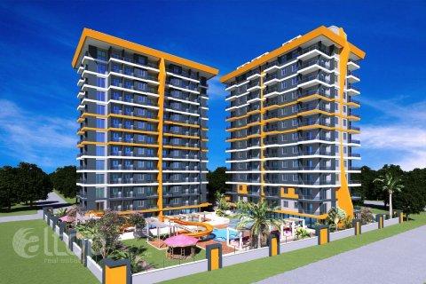 Продажа квартиры в Махмутларе, Анталья, Турция 2 комн., 70м2, №4364 – фото 1