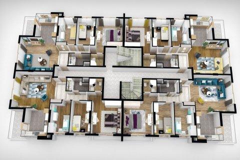 Продажа квартиры в Коньяалты, Анталья, Турция 3+1, 110м2, №4565 – фото 18