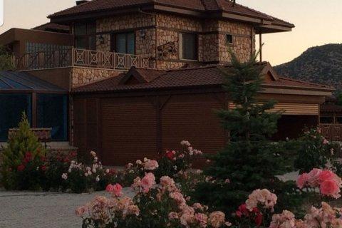 Продажа виллы в Дёшемеалты, Анталья, Турция 7+2, 450м2, №4572 – фото 5