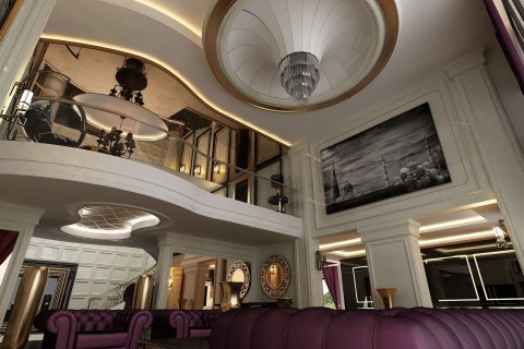 Продажа виллы в Дёшемеалты, Анталья, Турция 5+2, 430м2, №4525 – фото 7