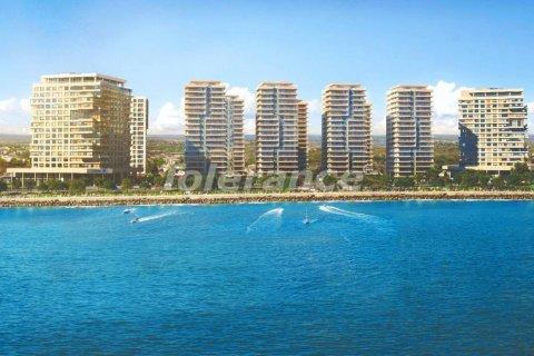 Продажа квартиры в Стамбуле, Турция 1+1, 85м2, №4310 – фото 3