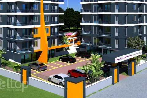 Продажа квартиры в Махмутларе, Анталья, Турция 2 комн., 70м2, №4364 – фото 11