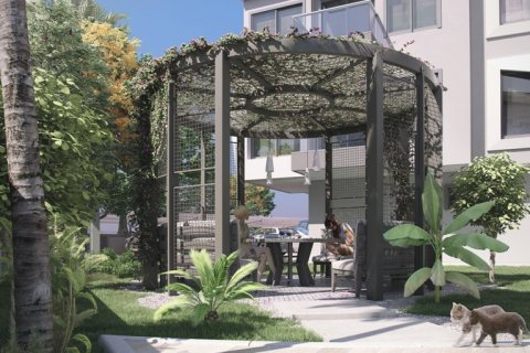 Продажа квартиры в Аланье, Анталья, Турция студия, 55м2, №4177 – фото 14