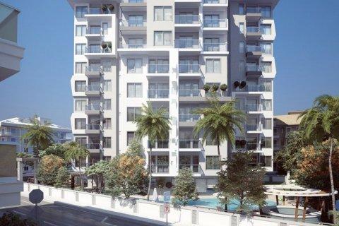 Продажа квартиры в Аланье, Анталья, Турция студия, 55м2, №4177 – фото 5