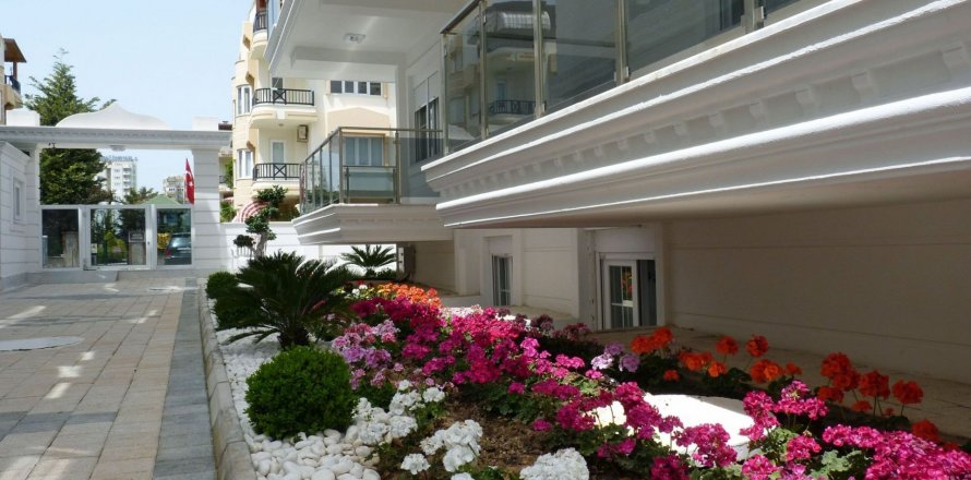 Отель 60м2 в Коньяалты, Анталья, Турция №4487