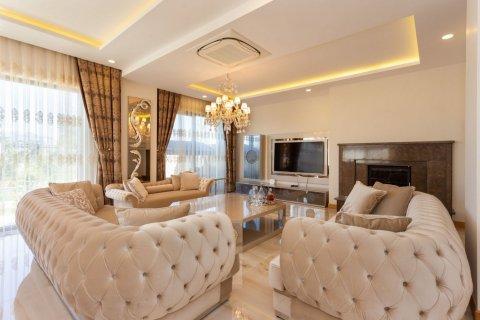 Продажа виллы в Дёшемеалты, Анталья, Турция 6+1, 425м2, №4511 – фото 2