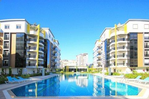 Продажа квартиры в Коньяалты, Анталья, Турция 1+1, 65м2, №4483 – фото 3