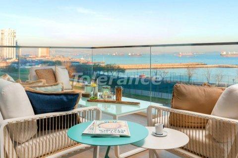 Продажа квартиры в Стамбуле, Турция 1+1, 85м2, №4310 – фото 5