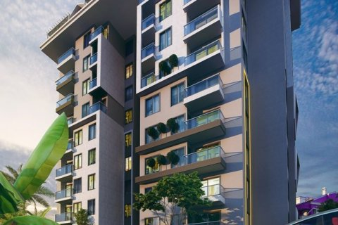 Продажа квартиры в Аланье, Анталья, Турция студия, 55м2, №4177 – фото 10