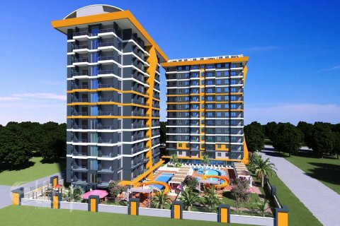Продажа квартиры в Махмутларе, Анталья, Турция 2 комн., 70м2, №4364 – фото 3