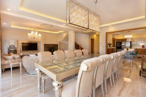 Продажа виллы в Дёшемеалты, Анталья, Турция 6+1, 425м2, №4511 – фото 1