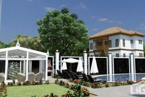 Продажа квартиры в Аланье, Анталья, Турция 1+1, 64м2, №4038 – фото 5