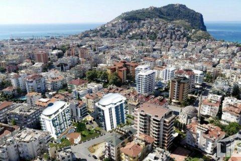 Продажа квартиры в Аланье, Анталья, Турция 1+1, 64м2, №4038 – фото 3
