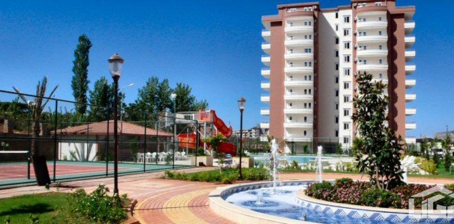 Пентхаус 4+1 в Махмутларе, Анталья, Турция №4063