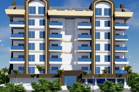 Квартира 1+1 в Аланье, Турция №5294 - 4