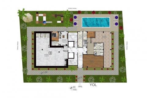 Квартира 1+1 в Аланье, Турция №5294 - 11