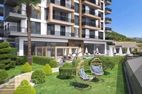 Продажа квартиры в Аланье, Анталья, Турция 2 комн., 93.4м2, №4366 – фото 1