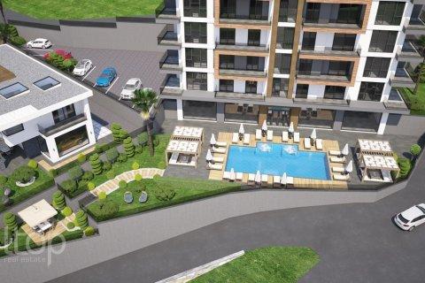 Продажа квартиры в Аланье, Анталья, Турция 2 комн., 93.4м2, №4366 – фото 4