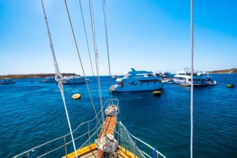 Яхтинг и дайвинг в Турции