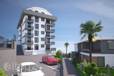 Продажа квартиры в Аланье, Анталья, Турция 2 комн., 93.4м2, №4366 – фото 6