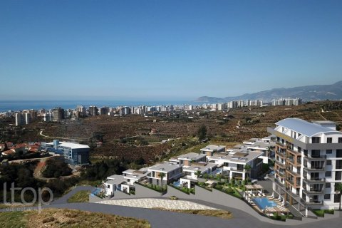 Продажа квартиры в Аланье, Анталья, Турция 2 комн., 93.4м2, №4366 – фото 7