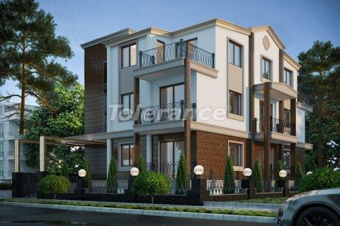 Продажа квартиры в Коньяалты, Анталья, Турция 1+1, 50м2, №3016 – фото 1