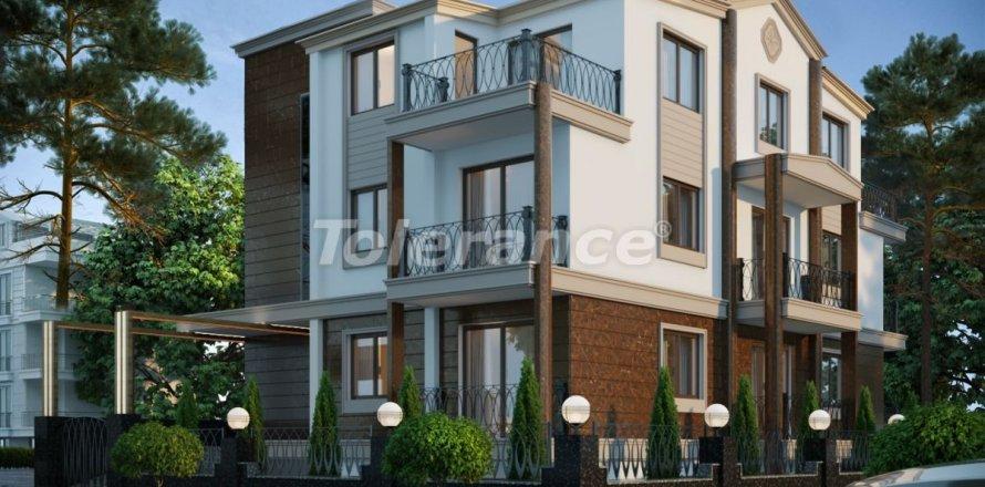 Квартира 1+1 в Коньяалты, Анталья, Турция №3016