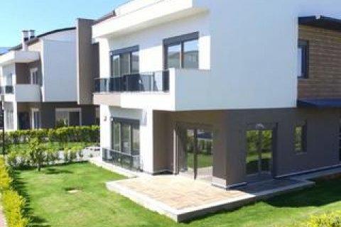 Продажа виллы в Дёшемеалты, Анталья, Турция 6+1, 300м2, №4946 – фото 2