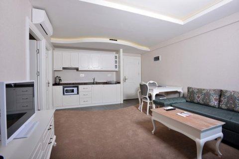 Аренда квартиры в Фетхие, Мугла, Турция 1+1, 45м2, №5619 – фото 2