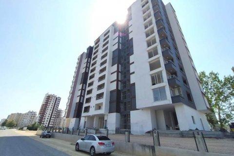 Квартира 2+1 в Мерсине, Турция №6446 - 2