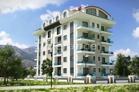 Квартира 1+1 в Махмутларе, Турция №5710 - 1