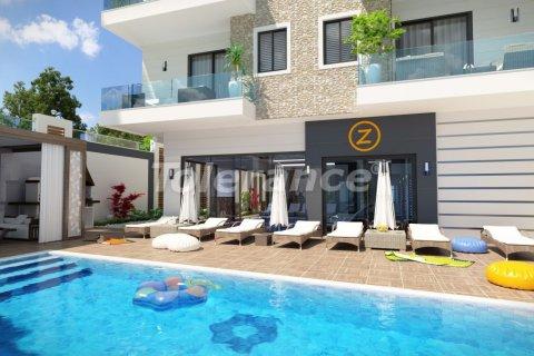 Квартира 1+1 в Махмутларе, Турция №5710 - 4