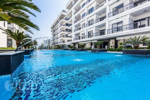 Продажа квартиры в Аланье, Анталья, Турция 2 комн., 100м2, №891 – фото 1