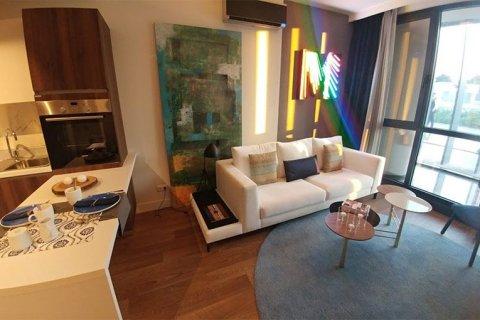 Квартира 1+1 в Стамбуле, Турция №9181 - 4